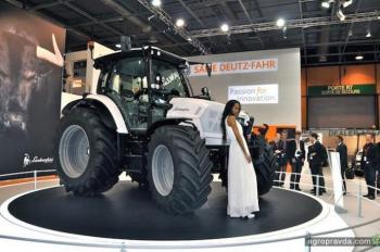 На выставке Agritechnica 2013 определились с лучшими моделями