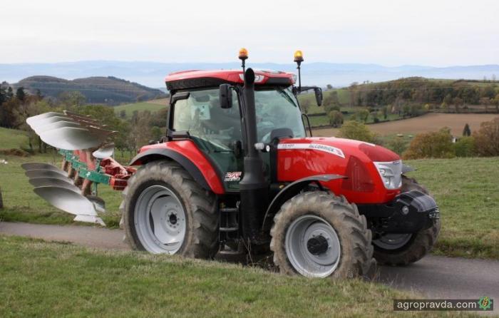Разработана новая бесступенчатая трансмиссия для тракторов