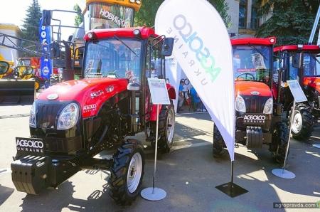 Какие новинки представила Agsolco на выставке Агро-2020