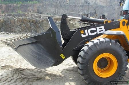 JCB продемонстрировал технику для карьерных работ