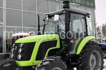 В Украине появился новый Zoomlion RС-1104
