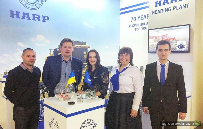 ХАРП подводит итоги участия в выставке «TECHAGRO 2018»