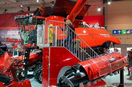 Какие инновации Case IH представил на выставке Agritechnica
