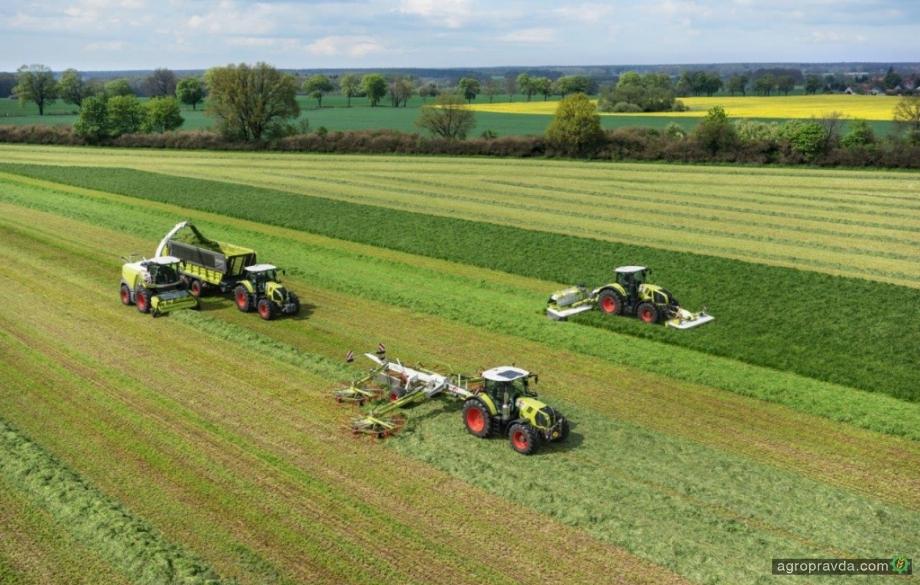 CLAAS рассказал, как качественная заготовка повышает ценность кормов
