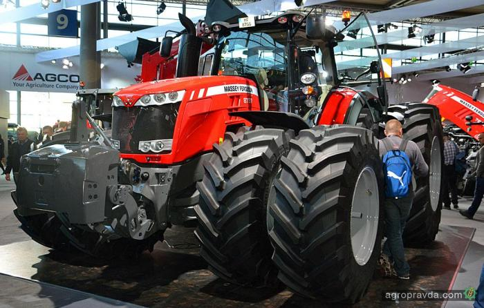 AGCO обратит внимание на средние и мелкие хозяйства Украины