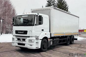 КамАЗ запускает производство новых 3-осных грузовиков
