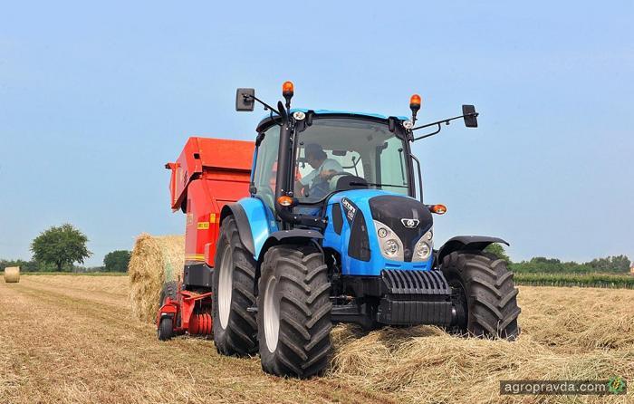 Разработана новая выгодная программа покупки тракторов Landini