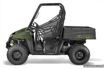 Polaris подготовил к 2015 г. новый Ranger