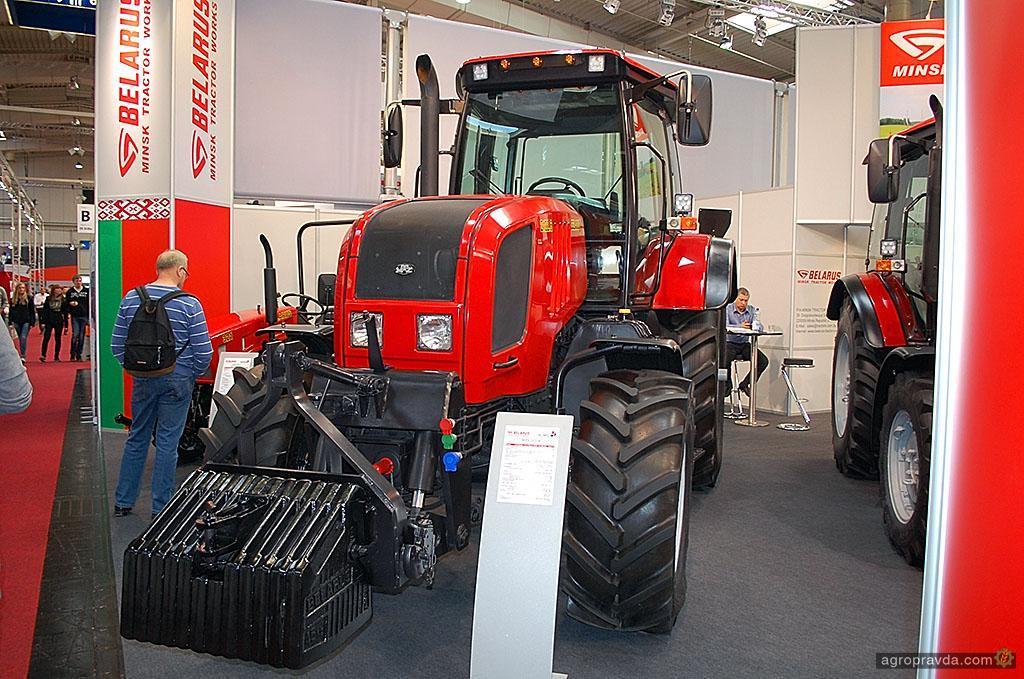 Трактор МТЗ БЕЛАРУС-3525.6 - mtz-tractor.ru