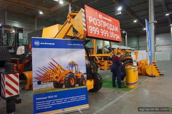 Какую технику для аграриев представили на строительной выставке