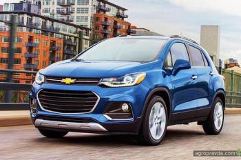 На «АГРОЭКСПО 2017» представят сразу две новинки Chevrolet