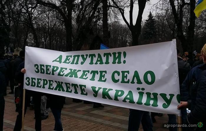 Кто хочет разрушить сельское хозяйство Украины