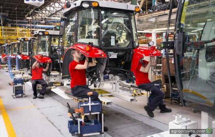 Завод Massey Ferguson стал «Заводом года» во Франции