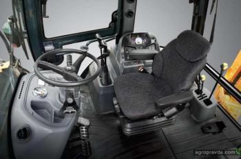 Hyundai представляет новый экскаватор-погрузчик