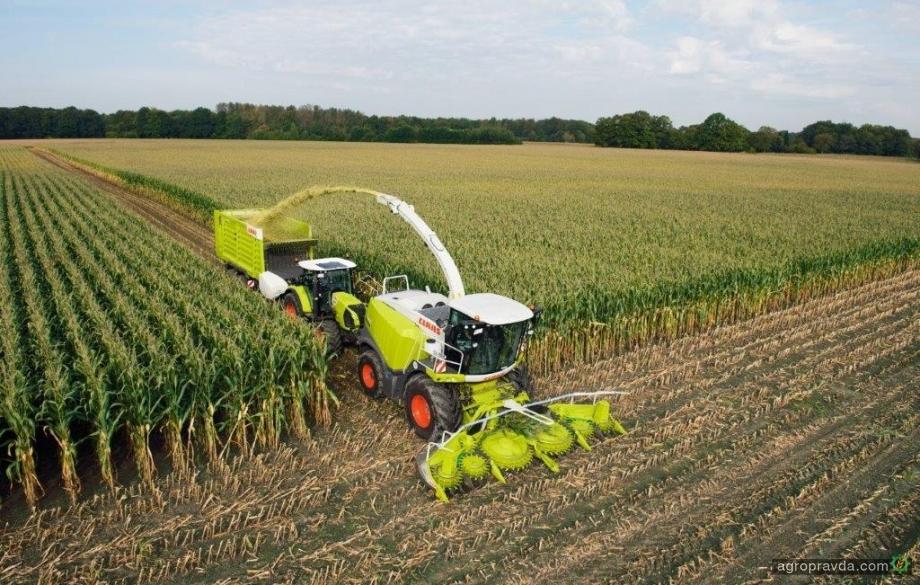 Технология Claas Shredlage стала одной из самых востребованных в кормозаготовке