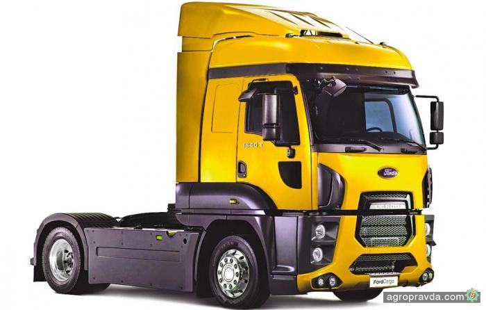 Специальное предложение на седельный тягач Ford Trucks 1846T XHR