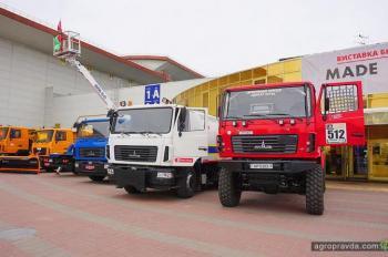 Какую технику для аграриев представили на Made in Belarus в Киеве