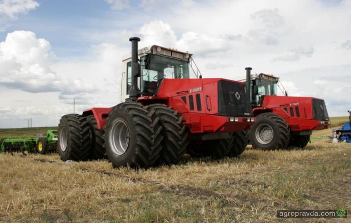 Российская сельхозтехника подорожает на 40%
