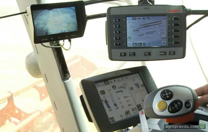 Claas представит инновации в точном земледелии