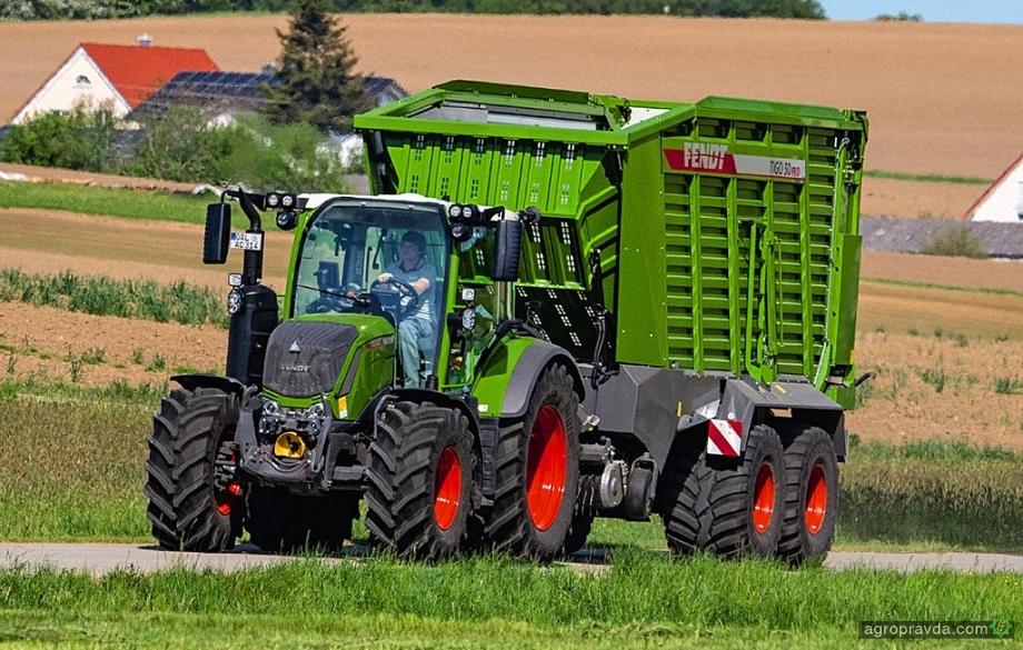 Новое поколение тракторов Fendt 300 Vario: все подробности