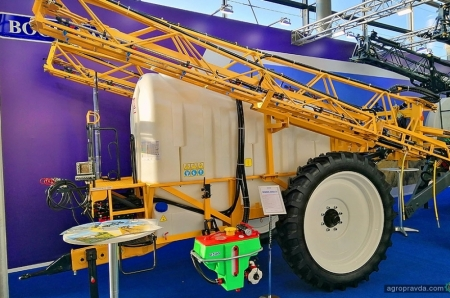 Самые интересные опрыскиватели Agritechnica-2019