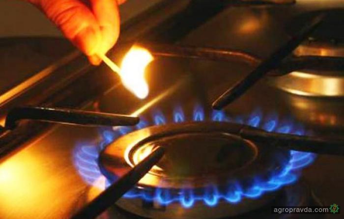 В Украине введена ежемесячная абонплата за подключение к системе газоснабжения