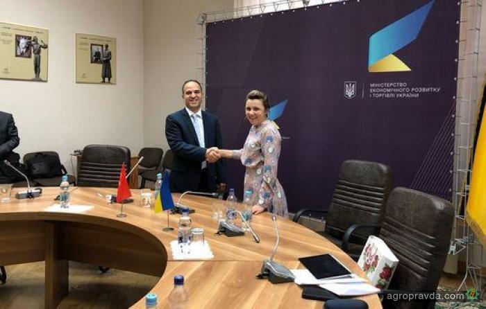 Украина завершает переговоры по ЗСТ с Турцией