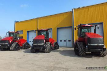 Украинский агрохолдинг стал владельцем крупнейшего парка Case Quadtrac в Европе