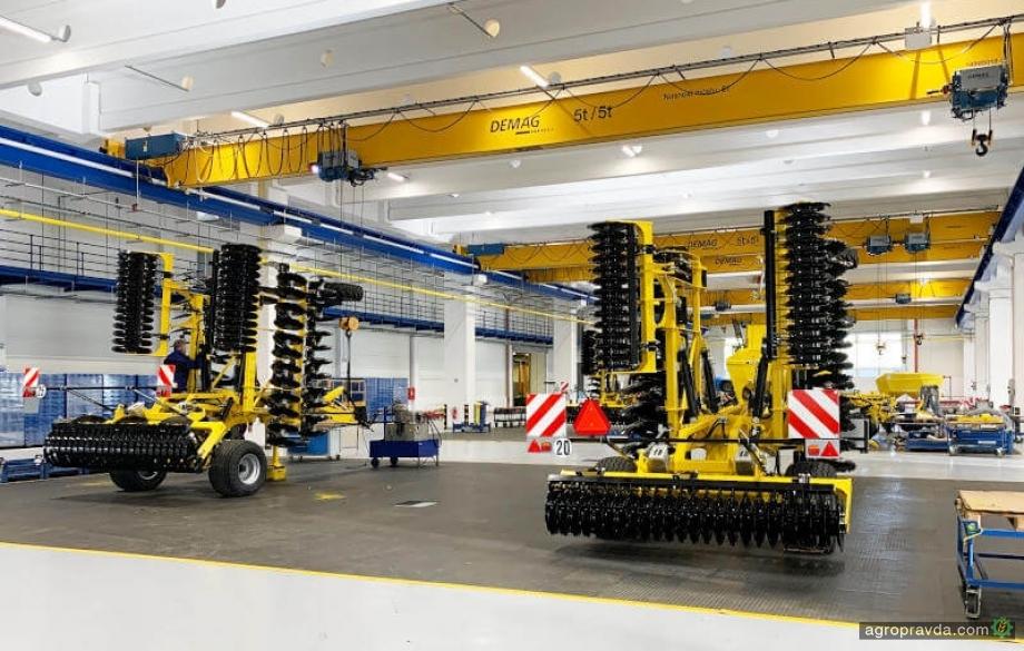 Bednar в 2 раза увеличил производственные мощности