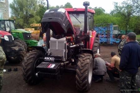 100-сильные тракторы YTO продолжают поступать украинским фермерам
