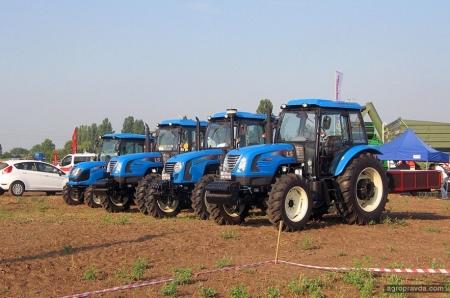 Самое интересное выставки сельхозтехники «УКАБ Агротехнологии»