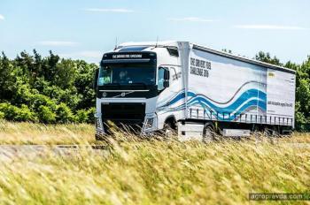 Украинцы приняли участие в европейском полуфинале Drivers' Fuel Challenge