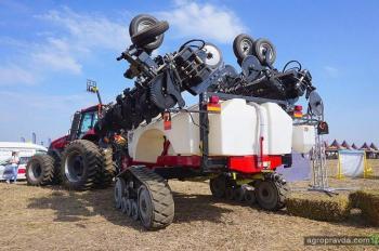 Какую технику показал Titan Machinery на «Битве Агротитанов-2018»