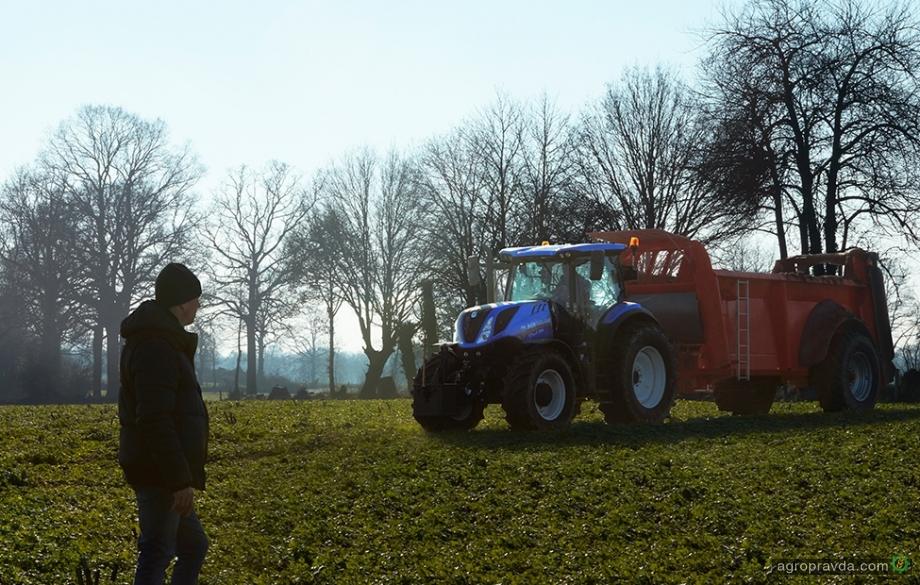 50 лет с техникой New Holland: рассказ фермера