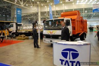 ТАТА активно продвигает свою продукцию аграриям