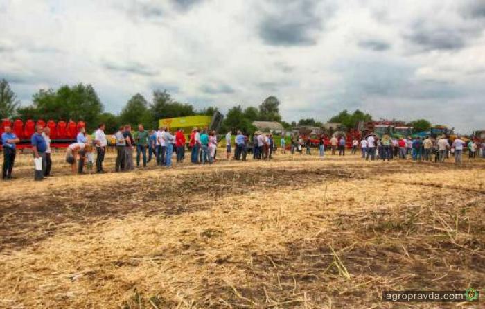 АСА «Астра» приглашает на масштабный День поля