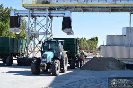 В Украине появился новый завод по переработке кукурузы