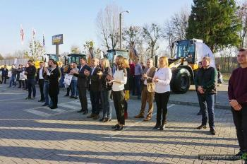 Titan Machinery открыл первый в Украине сервисный центр Case