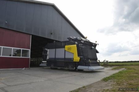 Разработан концепт робота-кормильца для ферм