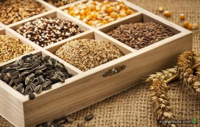Украина увеличивает экспортный потенциал семян