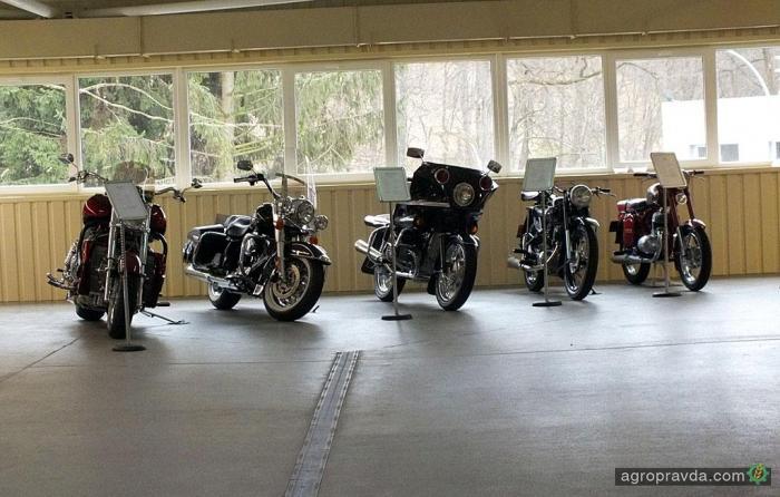 Определили лучшие мотоциклы 2015 г.