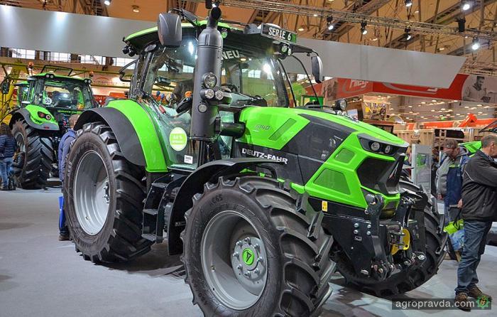 Deutz-Fahr возобновил производство тракторов