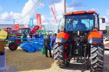 На рынок Украины вышел ТОПовый трактор Zetor Proxima