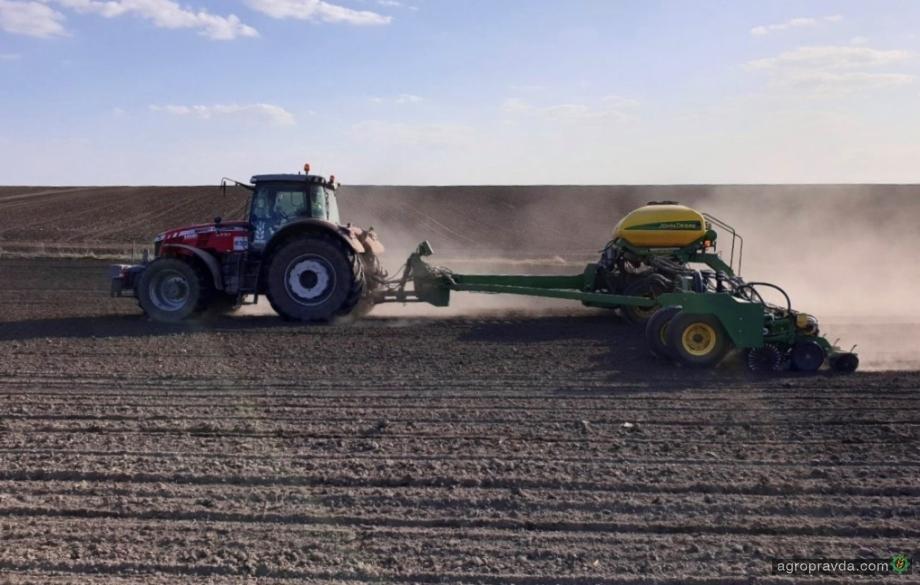 У аграриев набирает темпы весенняя посевная