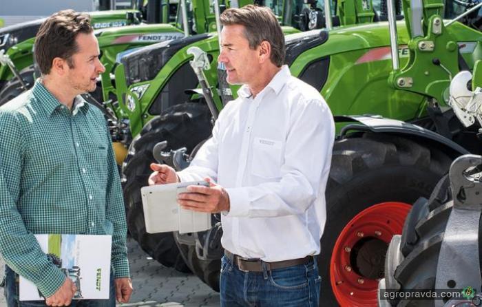 Новая программа кредитования от AGCO и «Агроспейс»