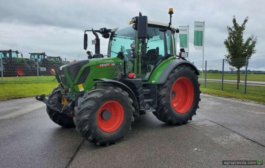 Шины Continental TractorMaster получают одобрение от Fendt