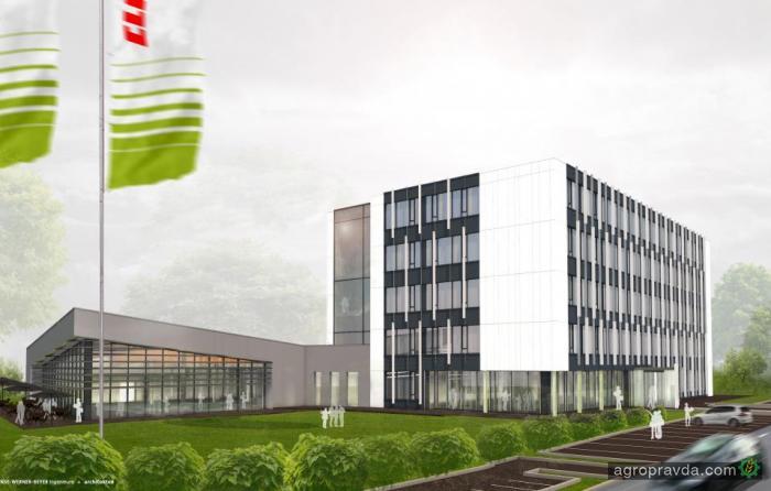 Claas строит новый испытательный центр