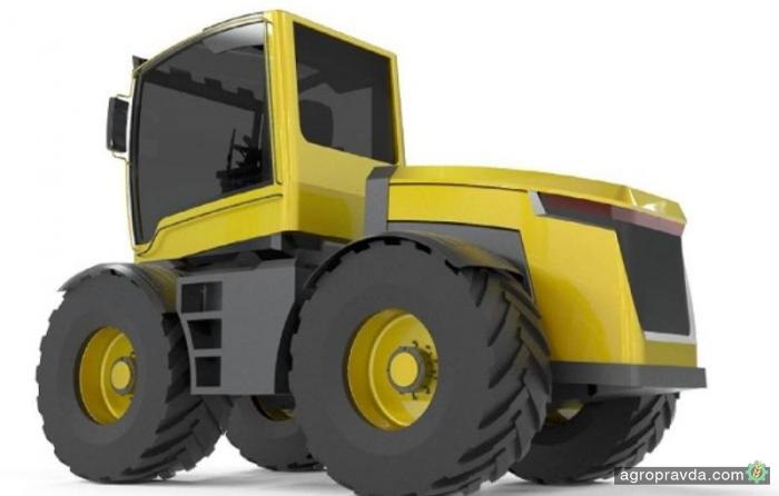 Herder разрабатывает тракторокосилку