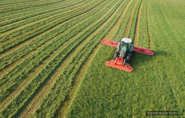 В Україні в 5 разів зменшилось виробництво косарок