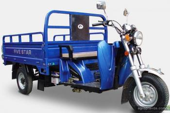 Грузовые мотоциклы: что есть на рынке